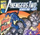 Avengers Two: Wonder Man &amp; Beast Vol 1 3