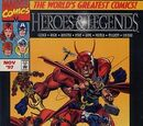 Marvel: Heroes &amp; Legends Vol 2 1