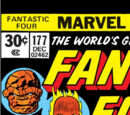 Fantastic Four Vol 1 177