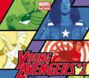 Young Avengers Vol 2 1