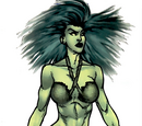 Llyra Morris (Earth-616)