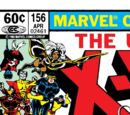 Uncanny X-Men Vol 1 156