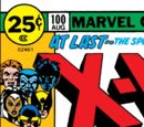 X-Men Vol 1 100