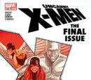 Uncanny X-Men Vol 1 544