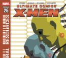 Ultimate Comics X-Men Vol 1 26