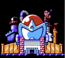 Proto Man's Castle