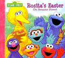 Rosita's Easter on Sesame Street