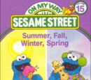On My Way with Sesame Street Volume 15