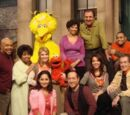 Sesame Street Cast