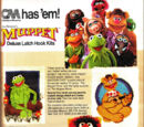 Muppet Latch Hook kits