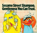Sesame Street Tearless Shampoo