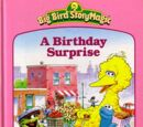 A Birthday Surprise (Sesame Street)