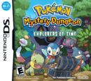 Pokmon Mystery Dungeon: Explorers of Time &amp; Explorers of Darkness