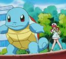 Nurse Joy's Squirtle