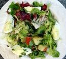Savoury Salad  la Franaise