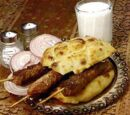 Bosnian Snacks