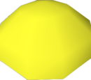Yellow bead