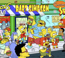 Os Simpsons ganham saga nos quadrinhos