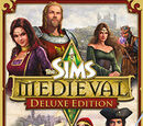 The Sims Medieval Deluxe Pack