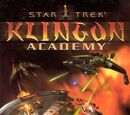 Klingon Academy
