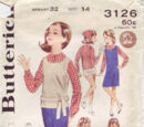 Butterick 3126