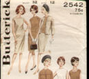 Butterick 2542