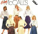 McCall's 3254 A