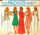 McCall's 5490