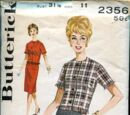 Butterick 2356 A