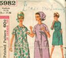 Simplicity 5982