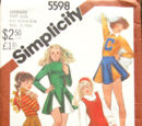Simplicity 5598