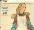 Vogue 7789