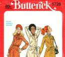 Butterick 5726 A