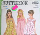 Butterick 4652 B