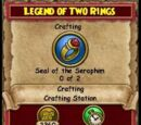 Legend of Two Rings