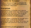 Qute : Le temple de Telhamat