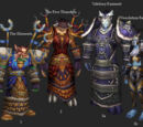 Shaman sets