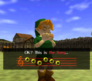 Epona's Song
