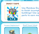 Rainbow Duct Tape
