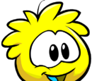 Yellow Puffle