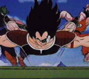 Goku y Piccolo vs Raditz