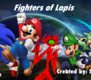 Fighters of Lapis/崛起的火星