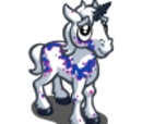 Milky Way Unicorn Foal