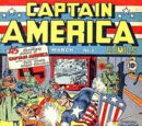 Captain America Comics N 1