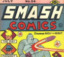 Smash Comics Vol 1 24