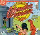 Legend of Wonder Woman/Covers
