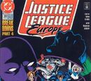 Justice League Europe Vol 1 30