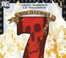 Seven Soldiers of Victory Vol 1 1