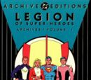 Legion of Super-Heroes Archives/Covers