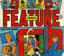 Feature Comics Vol 1 36